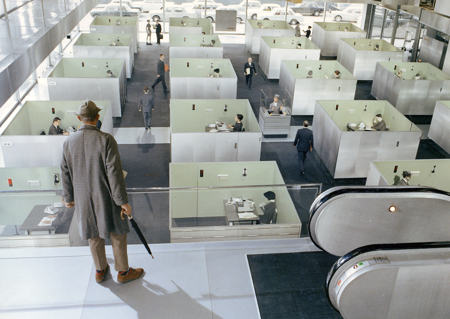 Jacques Tati, Playtime